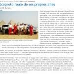 La Dépeche du MIDI 04/11/2010